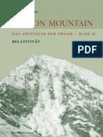 Mountain-Physikbuch Relativität