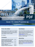 Singapore Property Weekly Issue 13