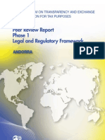 Peer Review Report Phase 1 Andorra