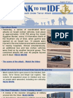 Terror in the South - August 2011- Eng