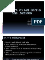 Aravind's Eye Care Hospital