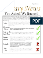 Library News September 2011