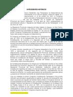 Sedes Del Poder Legislativo de Tamaulipas[1]