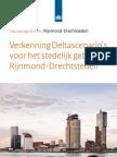 Verkenning Deltascenarios Stedelijk Gebied Rijnmond-Drechtsteden