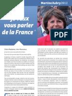 Martine-Aubry-Lettre-aux-Français