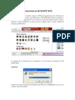 HappyBoxs Spanish Instructions