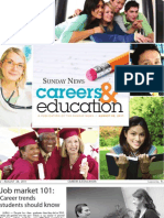 Careers and Education - August 2011
