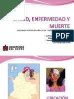 Salud, Enfermedad y Muerte Wayuu