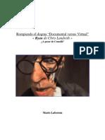 Documental vs. Digital (Mario Laborem)