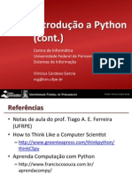 If969 - Introdução a Python II