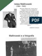 Mallinowski e a fotografia