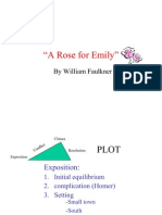 Lecture on a Rose for Emily
