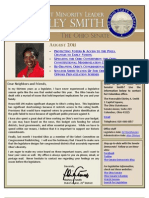 Smith August 2011 E-newsletter