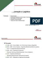 Logistica e Automacao - Aula 01