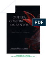 E-BOOK - Guerra Contra Os Santos - Jessie Penn Lewis