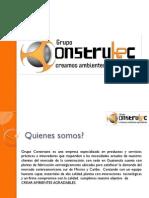 Grupo Construtec 2011