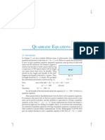 Quadratic Equation Compiled