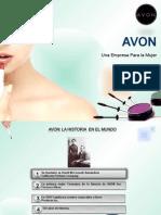 Presentación Avon