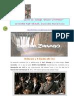 Dr. Zhivago 1964-1965 detalles y secretos de su filmación en ESPAÑA