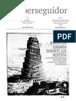 El perseguidor 55 - revista de limba spaniola din Tenerife