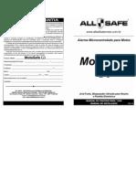 Manual Alarme Allsafe G5 Atualizado