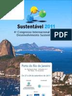 Folder Sustentavel 2011