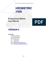 Hdpsychart Generic Manual