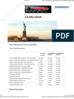 Statue of Liberty and Ellis Island - Official Tickets & Tours