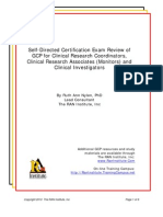 FreeCertificationExamReviewGuideforGCP