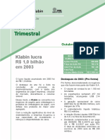 KRelease2003 4 Tri