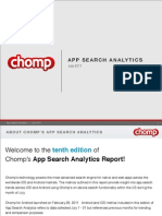 Chomp Charts July