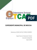 Expediente Municipal de Mocoa