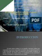 Sulfuros Masivos Sedimentarios Vulcanogenicos[1]