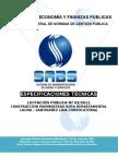 Especificaciones Lacma 2da Convocatoria Publicado