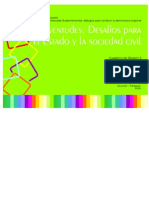 III - Juventudes Desafíos para el Estado y la sociedad civil - PortalGuarani