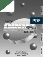 DD50E Manual