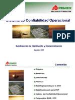 2.- Sistema Confiabilidad Operacional de PEP
