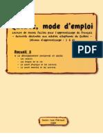 Québec mode d'emploi 2