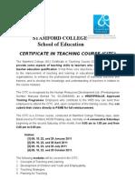 Citc Flyer 2.11.10