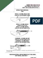 M16A4 M4 Manual