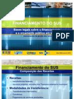 Bases Legais Sobre o to e o Orcamento Publico Em Saude_instrumentos de Gestao Dos Recursos Financeiros Do SUS