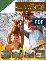 Township of Uxbridge- Fall & Winter Community Guide 2011