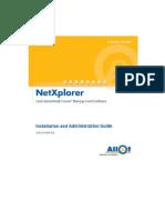 NetXplorer Install_Admin Guide R5