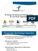Powercast Overview