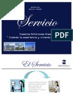 Presentación Servicio