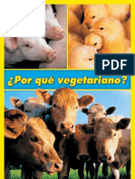 Porqué vegetariano