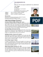 Cable-Stayed Bridge Experience