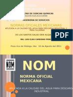 NORMAS DE CALIDAD