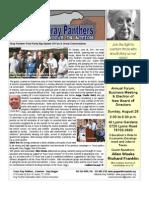 GP Newsletter July August
