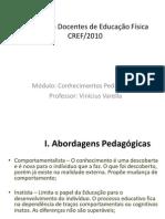 CREF 2010 (Conhecimentos Pedagógicos)